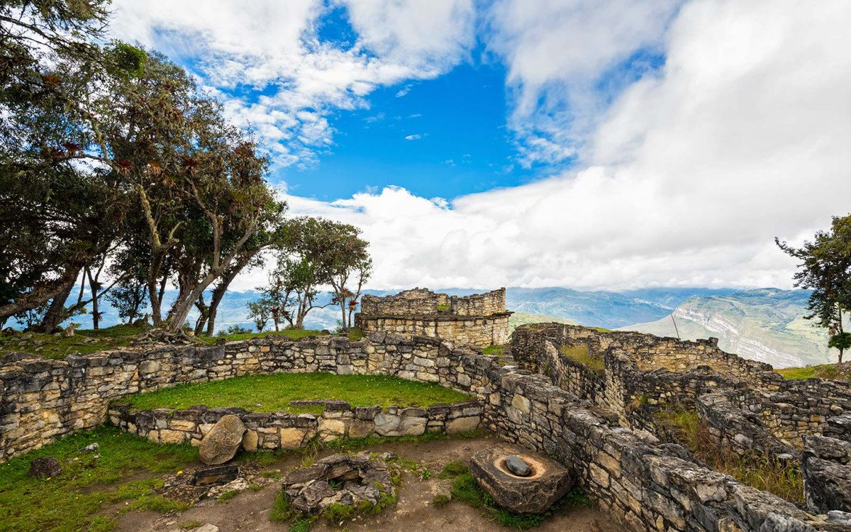 This lost ancient city in Peru is even more amazing than Machu Picchu