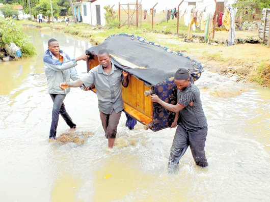 Misery as heavy rains wreak havoc across the country