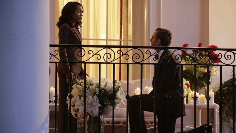 ABC's Scandal to end with season 7