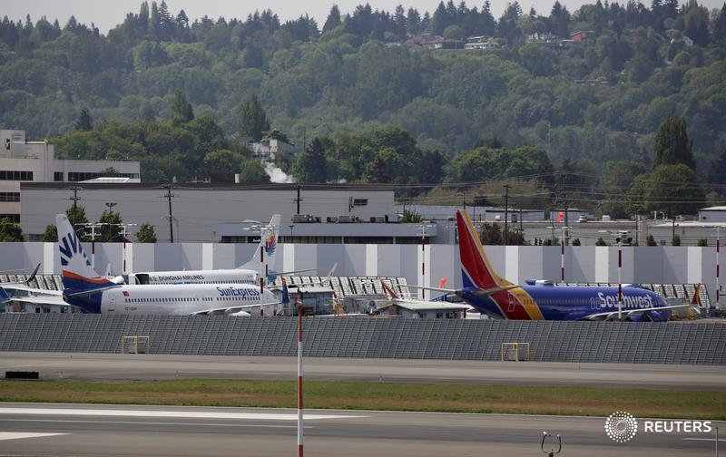 Boeing suspends 737 MAX flights due to engine issue: