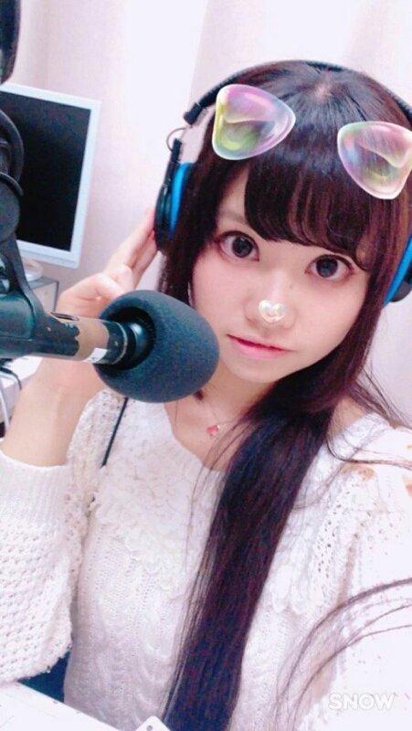 ラジオ「フランチェスカのピンク中毒」生放送ありがとうございました☆先週が収録でのお届けだっ...