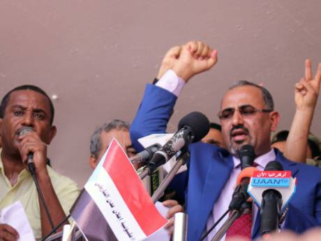 Sacked Yemeni governor of Aden forms separatist council