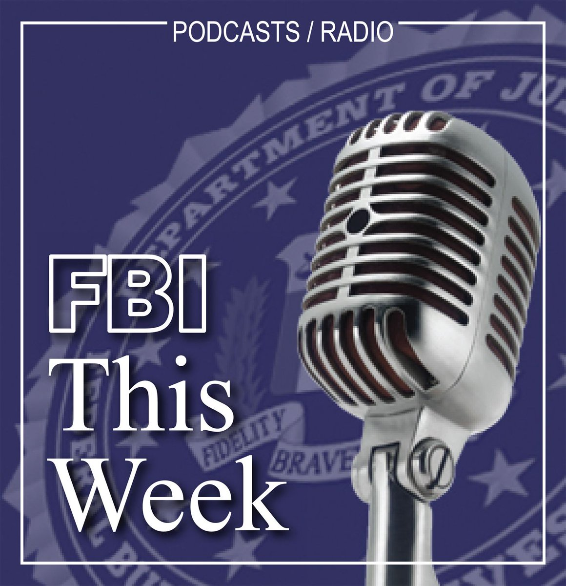 Catch up on #FBI #podcasts to learn about cases, initiatives and fugitives