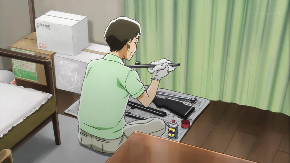 お父さんさばげぶっ!か? #tsukigakirei