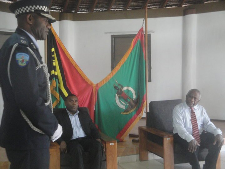 Vanuatu's new Police Commissioner officially appointed