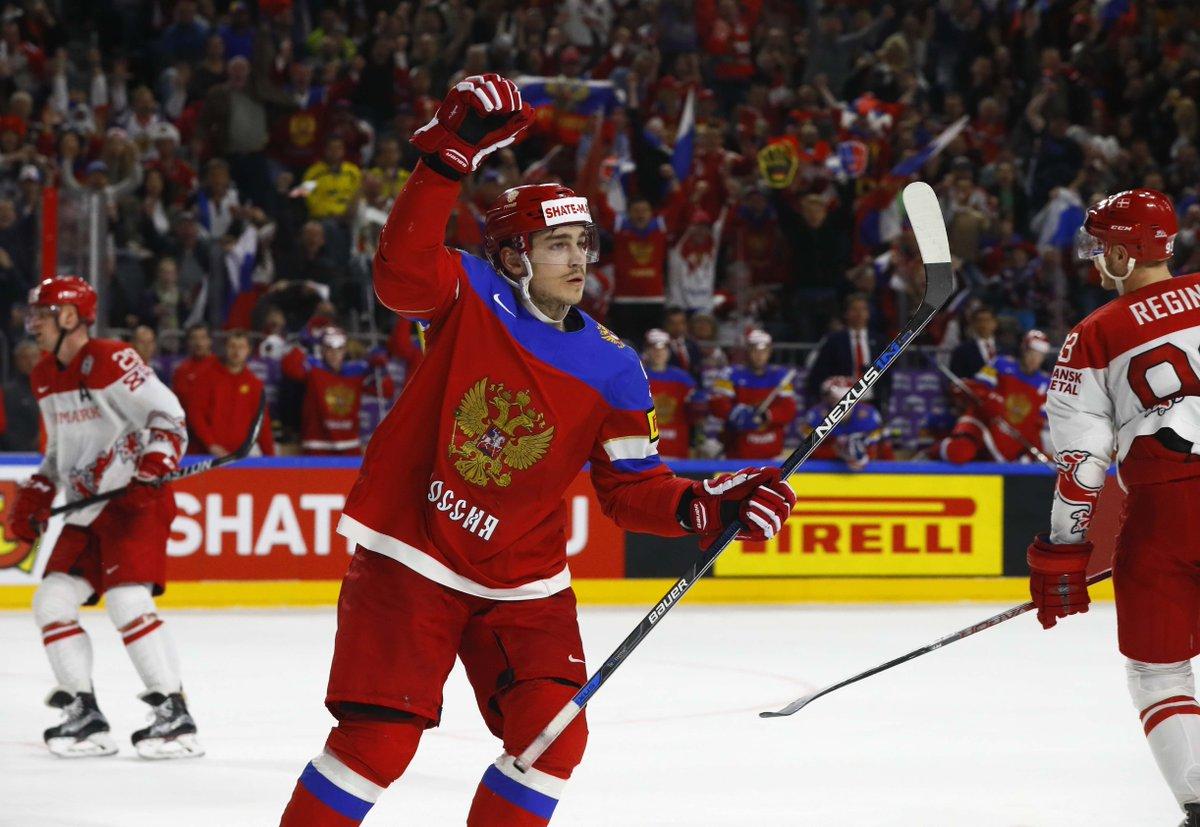 россия по хоккею чм словакия