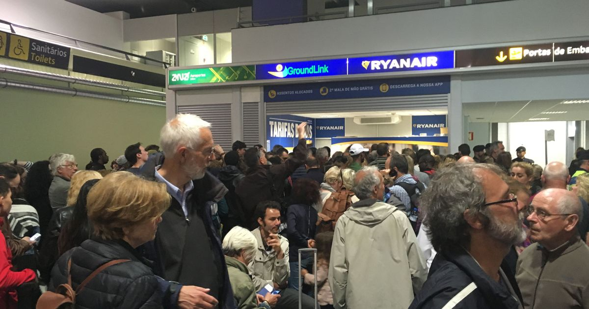 Holidaymakers stranded in Portugal after airport fuel pump fault
