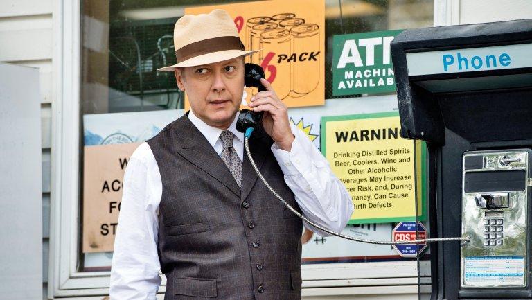 TheBlacklist renewed for season 5 at NBC