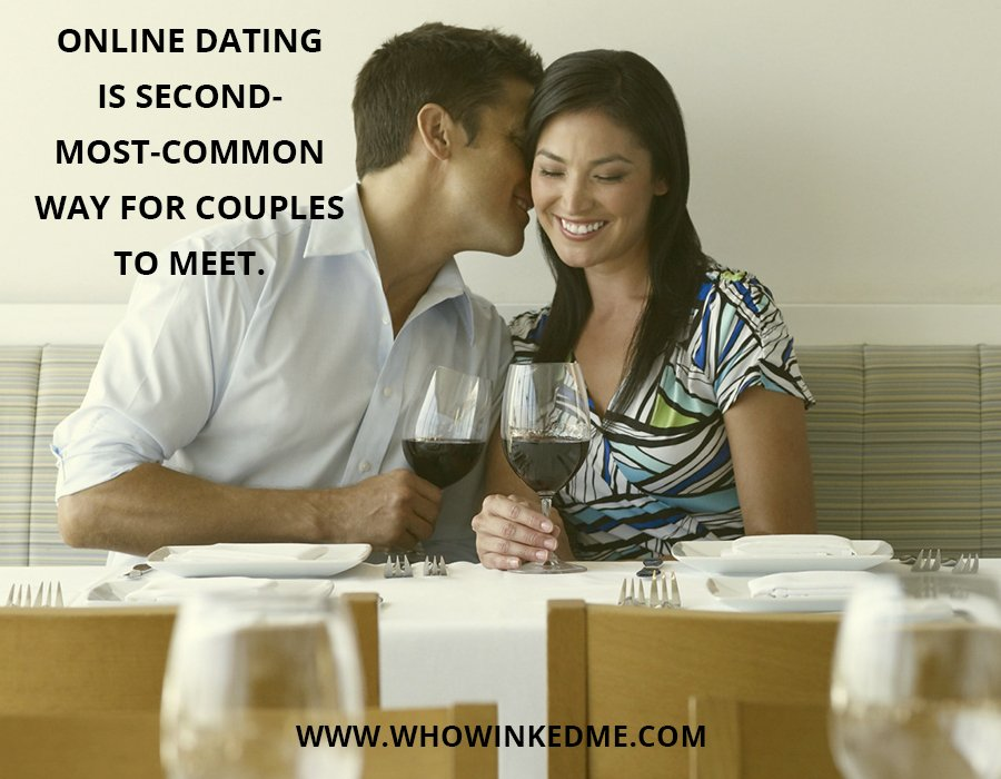 Online dating second message example