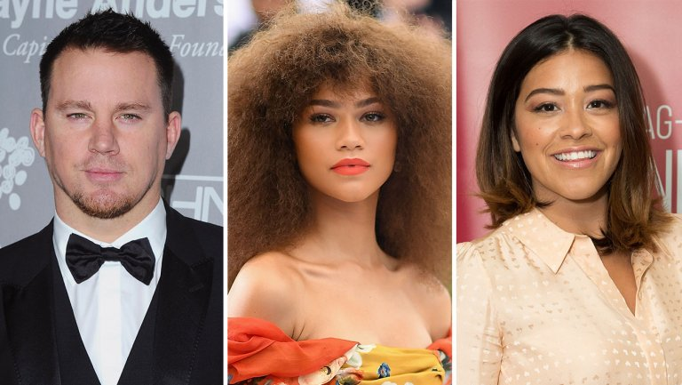 Channing Tatum, Zendaya, Gina Rodriguez lead voice cast for Yeti tale 'Smallfoot'