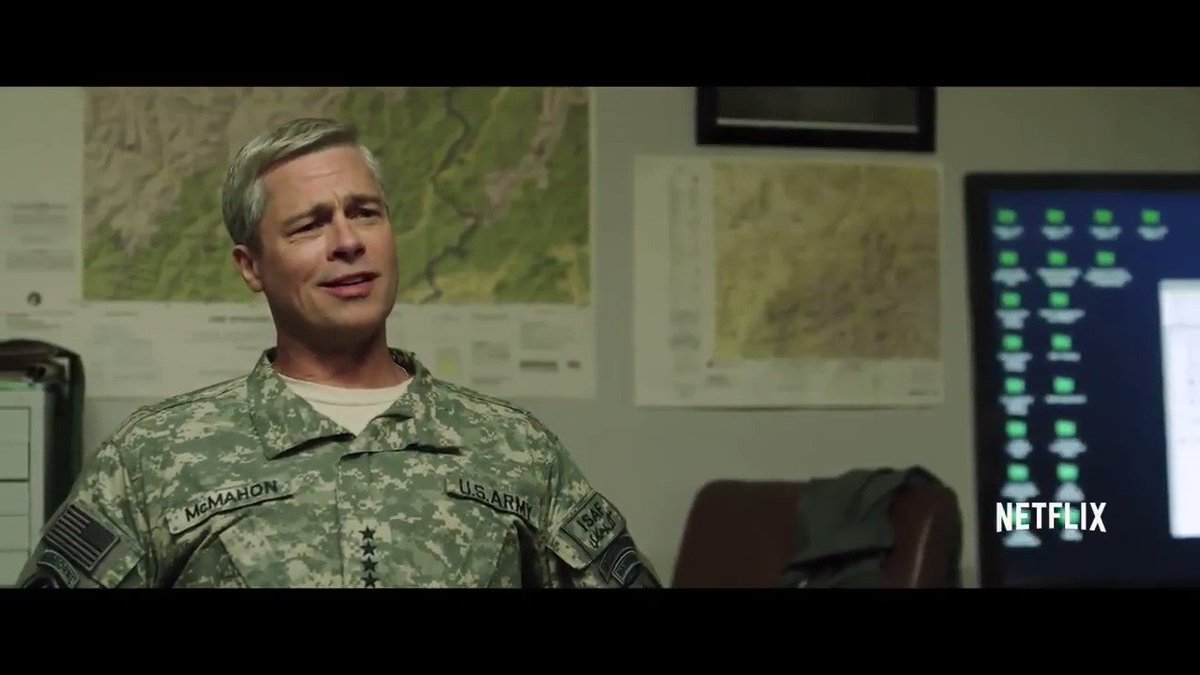 Film review: Brad Pitt in