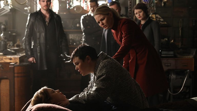 'Once Upon a Time' Renewed for Season 7 at ABC