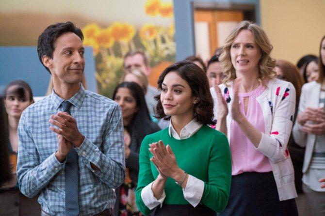 Vanessa Hudgens' NBC series Powerless has officially been canceled
