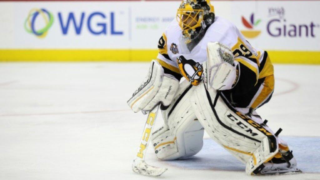 Penguins face Ottawa and Ducks meet Predators in NHL semis