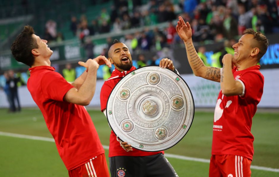 One horse races abound in Europe, from Bundesliga to Bulgaria - Football