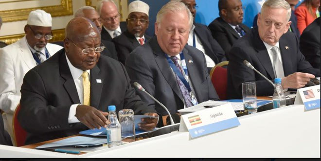 Somalia can heal completely and stand on its own