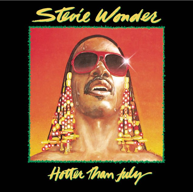 Happy Birthday - Stevie Wonder