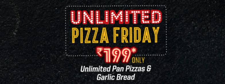 Pizza maniacs, are you excited for UnlimitedPizzaFriday ThinkPizzaThinkPizzaHut https t.co aMBuA1rgOz