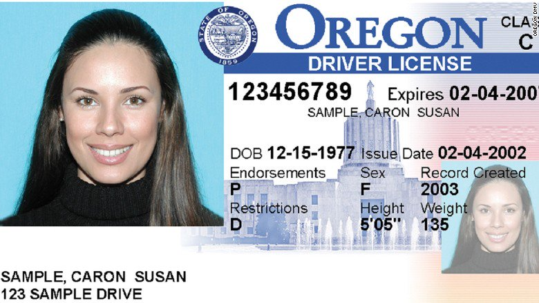 Oregon could soon offer a third gender option on state IDs