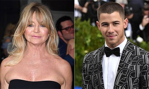 Goldie Hawn reveals details on Kate Hudson's brief relationship with Nick Jonas!