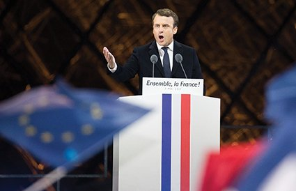 French President Macron & What's in Store for the EU & Ukraine