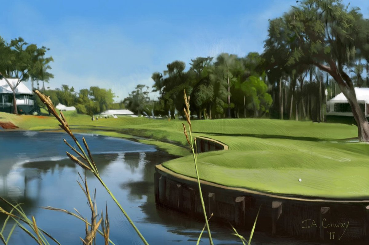 test Twitter Media - Check out these paintings drawn on iPad Pro at the PGA TOUR https://t.co/0GVMyvQk7v https://t.co/twv84di95T