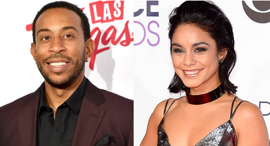 And your 2017 Billboard Music Awards hosts are...Vanessa Hudgens and Ludacris!