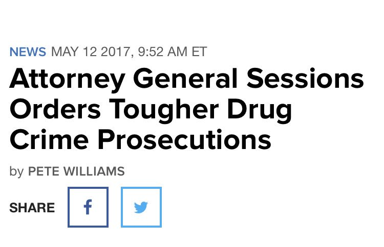 If you want to see what structural racism and dog-whistle politics look like ... look no further than @jeffsessions. https://t.co/3FFuiYq1MV