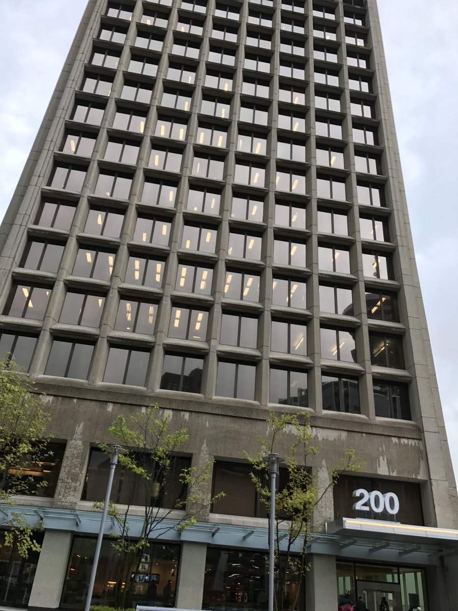 Last Shift At 200 Granville Street VancouverSun Theprovince Newsroom Moves Tomorrow To Virtual