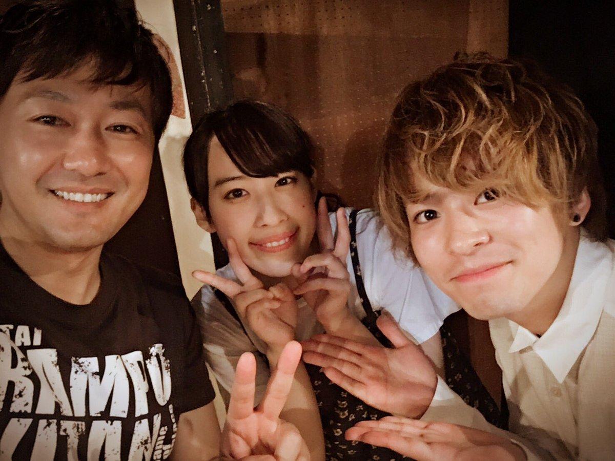 今日は乱歩奇譚でお世話になった演出家の鈴木智晴さんと宮島さゆりちゃんの出演してる『市と惣左の恋ひ慕ふ』観劇して来ました!