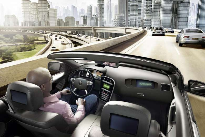 Germany adopts law on self-driving vehicles