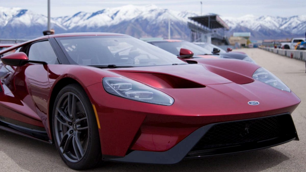 test Twitter Media - A day on the track with the ridiculous 2017 Ford GT supercar https://t.co/ufpIu3dXcj https://t.co/kWRnILnYJr