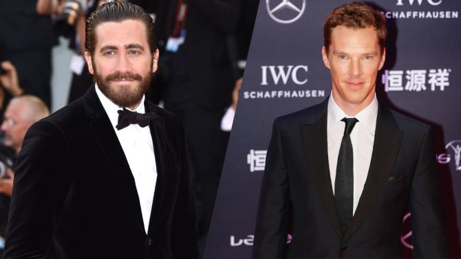 Benedict Cumberbatch and Jake Gyllenhaal are in talks to star in a movie together
