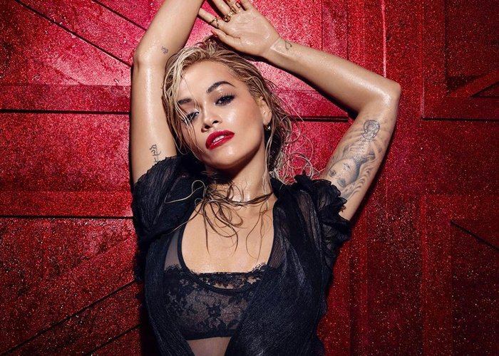 RT @RapUp: .@RitaOra's new single