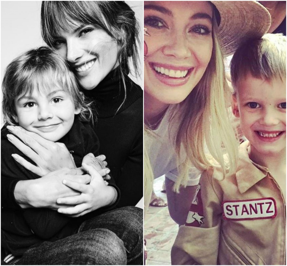 These celebrity moms are super happy with their kids
