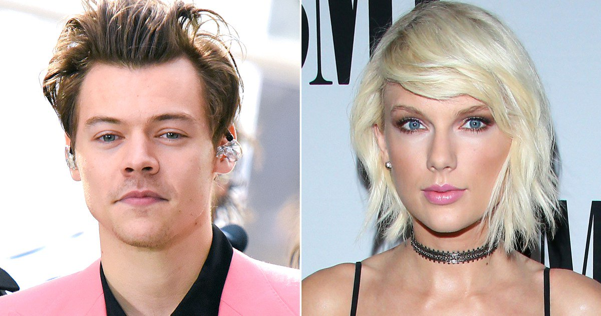 Harry Styles was asked if his new song is about Taylor Swift: