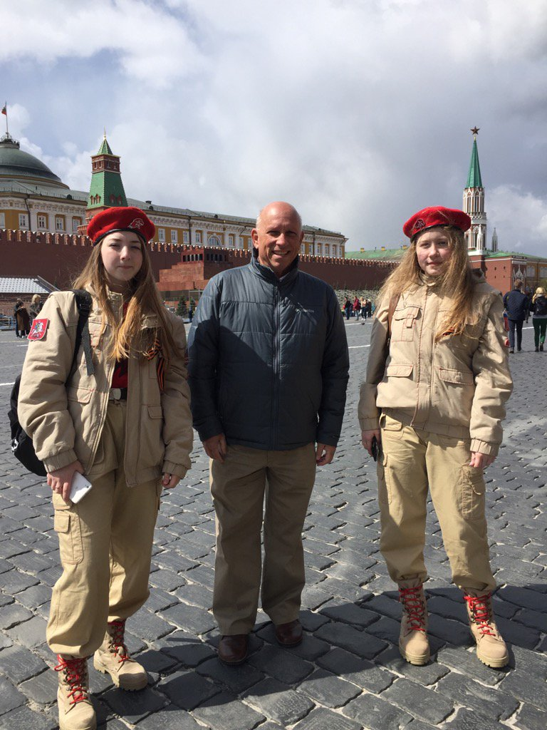 test Twitter Media - Recruiting future psychologists (lost out to the Red Army) @ Red Square https://t.co/LlwLzpCXKd