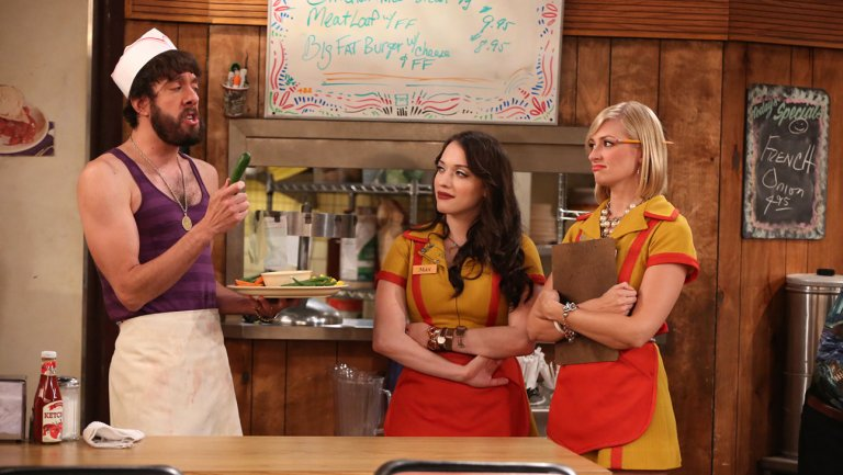 '2 Broke Girls' Canceled at CBS After Six Seasons