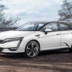 Eerste testnotities: Honda Clarity Fuel Cell (2017)