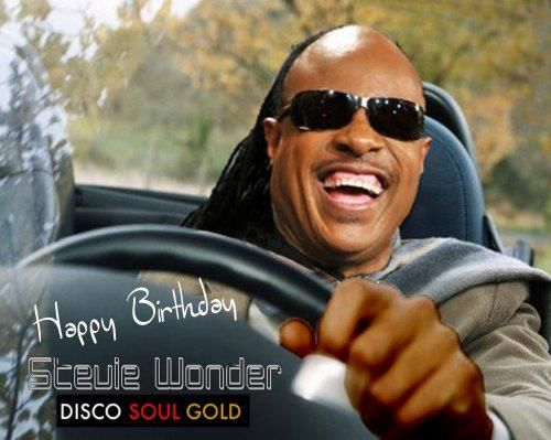 Happy 67th Birthday to Stevie Wonder from classic after classic