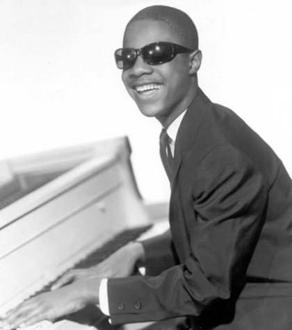 On this day 1950 little Stevie Wonder was born.  Happy Birthday Stevie!