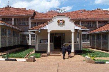 No brokers will be allowed near Kirinyaga law courts