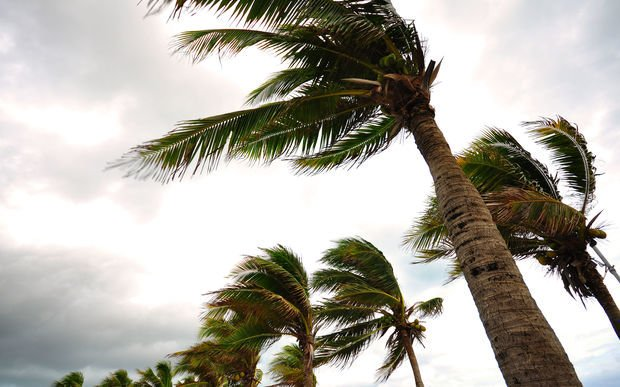 Tropical cyclone alert for Fiji cancelled