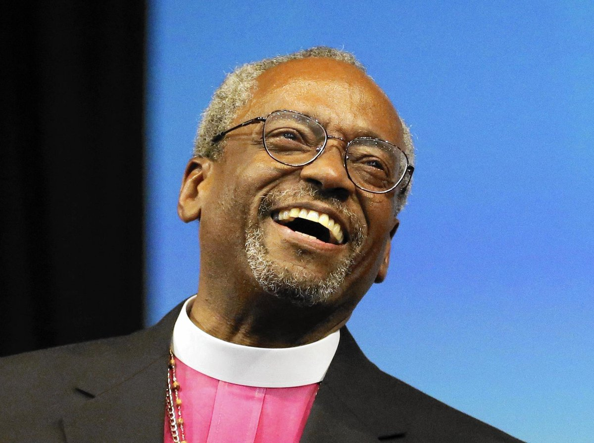 Episcopal bishop, in return to Baltimore, urges return to values of early Christianity