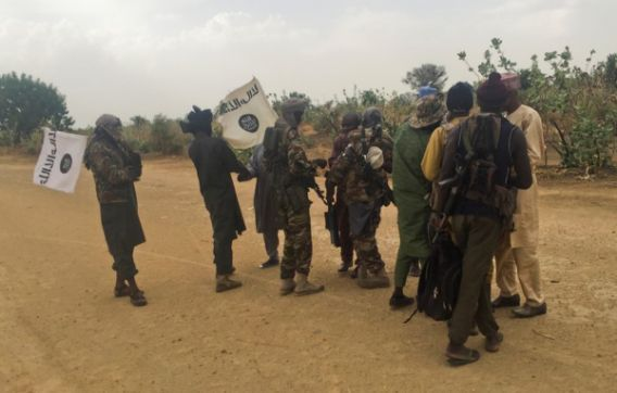 Purported Boko Haram fighter says group plans to bomb Nigerian capital - video