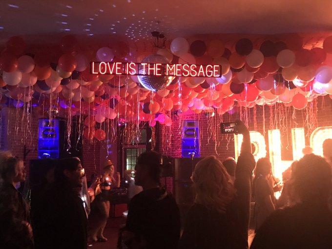 2 pic. LOVE IS THE MESSAGE #rhonda https://t.co/bUzvIzXmFZ