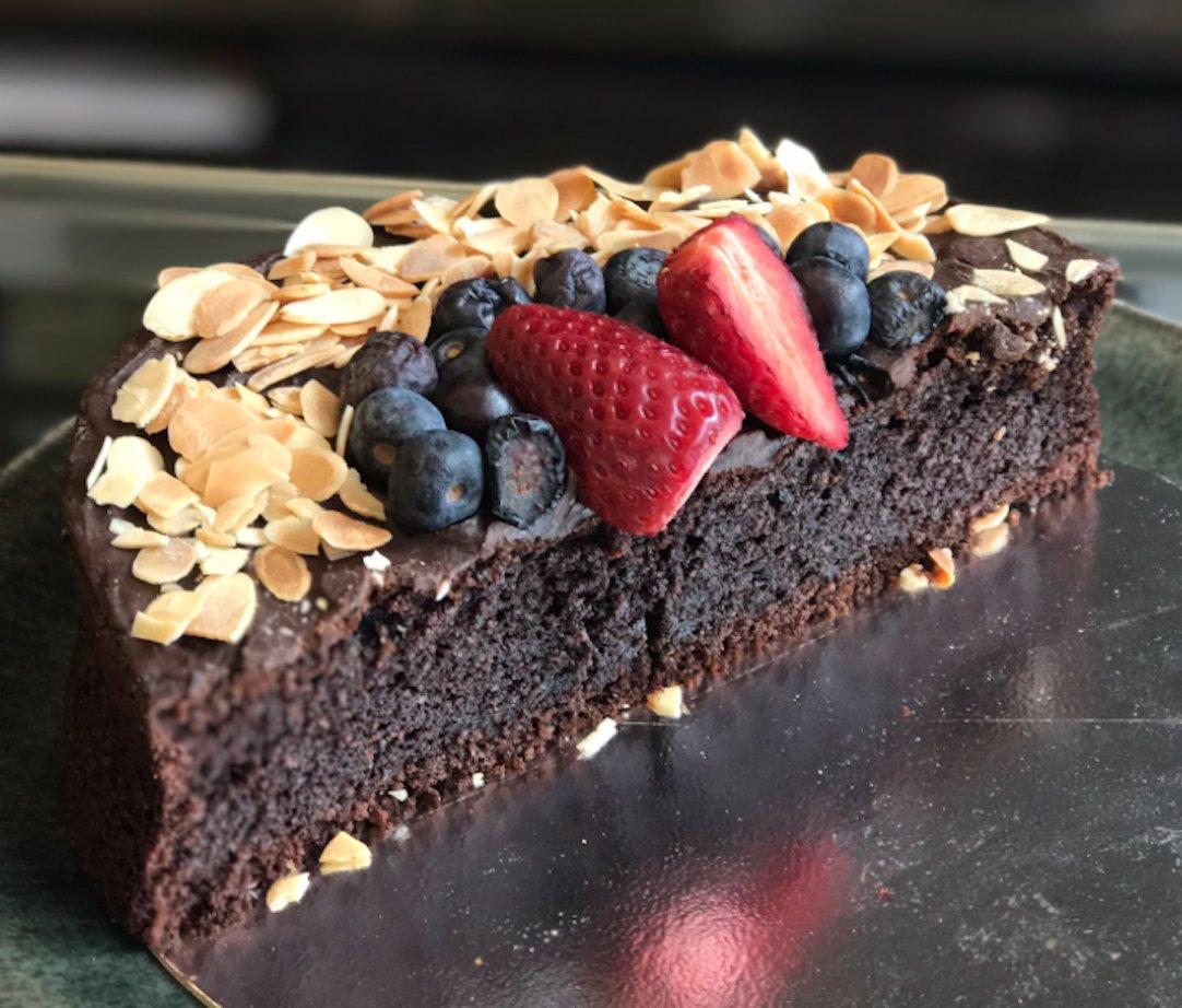 Beyond Bread London's best gluten-free desserts