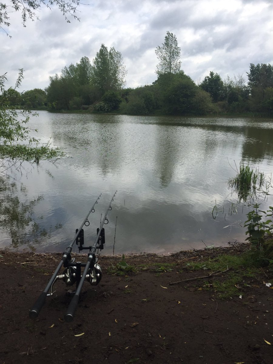 Rods out for the day🎣 #carpfishing #nash #<b>Delkim</b> https://t.co/cRNTag7deT