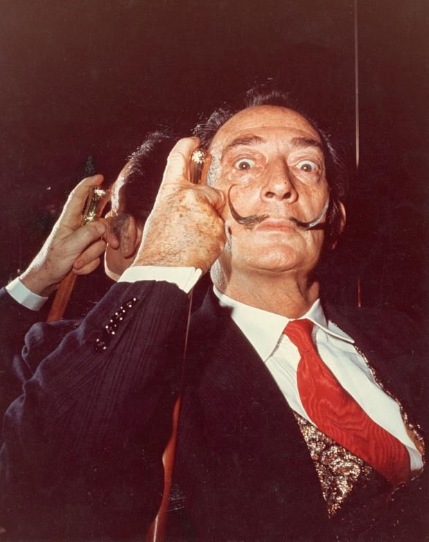 """I don't do drugs. I am drugs. I am not strange. I am just not normal.' - Salvador Dalí https://t.co/7OxZ9kP6O9"