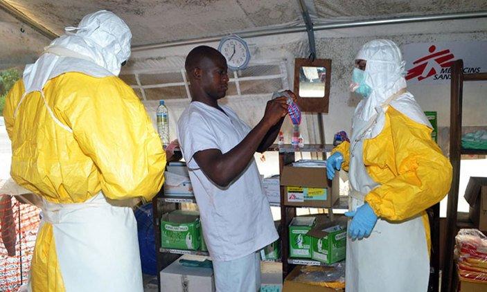 Ebola outbreak declared in northeast DR Congo